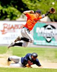 2B Dylan Tice, (Photo Courtesy of The Intelligencer)