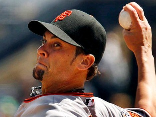 Comeback Kid (Ryan Vogelsong) gives San Fran one last treat